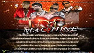 Love Machine (Remix) [Con Letra] - Opi Ft. Farruko, Nengo Flow, Voltio (Original)