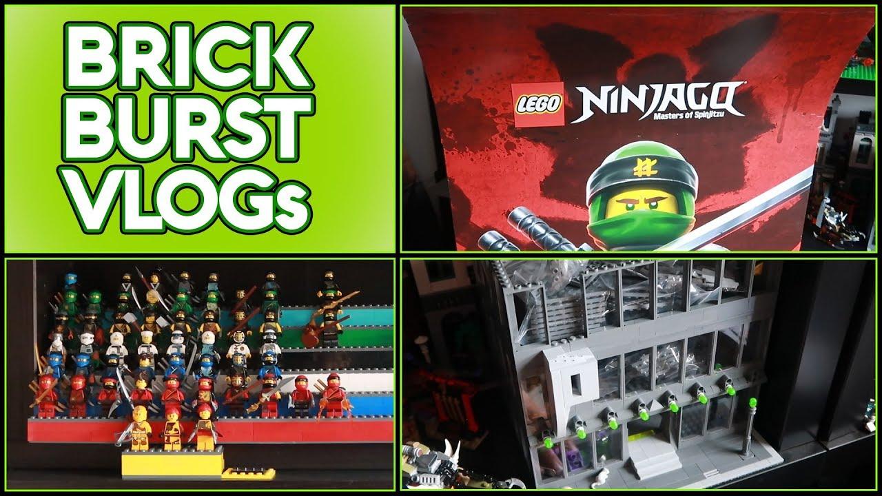 ninjago cut out lego oscorp moc youtube