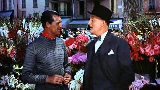 To Catch A Thief (1955) Movie Clip -- Ever Been Married?