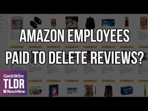 🗑️Are 3rd-Party Sellers Paying Amazon Employees to Delete Reviews?