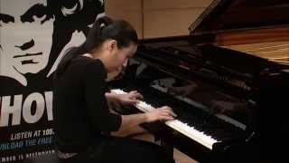 "Joyce Yang: Beethoven Sonata No  18 in E flat Major, Op  31, No  3, ""The Hunt"""