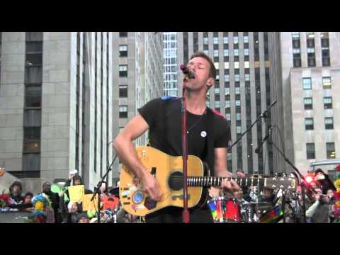 COLDPLAY - Introduction And