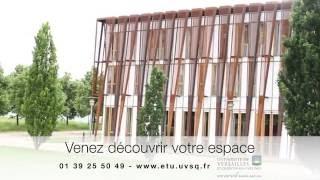 Maison de l'étudiant de l'université de Versailles Saint-Quentin-en-Yvelines