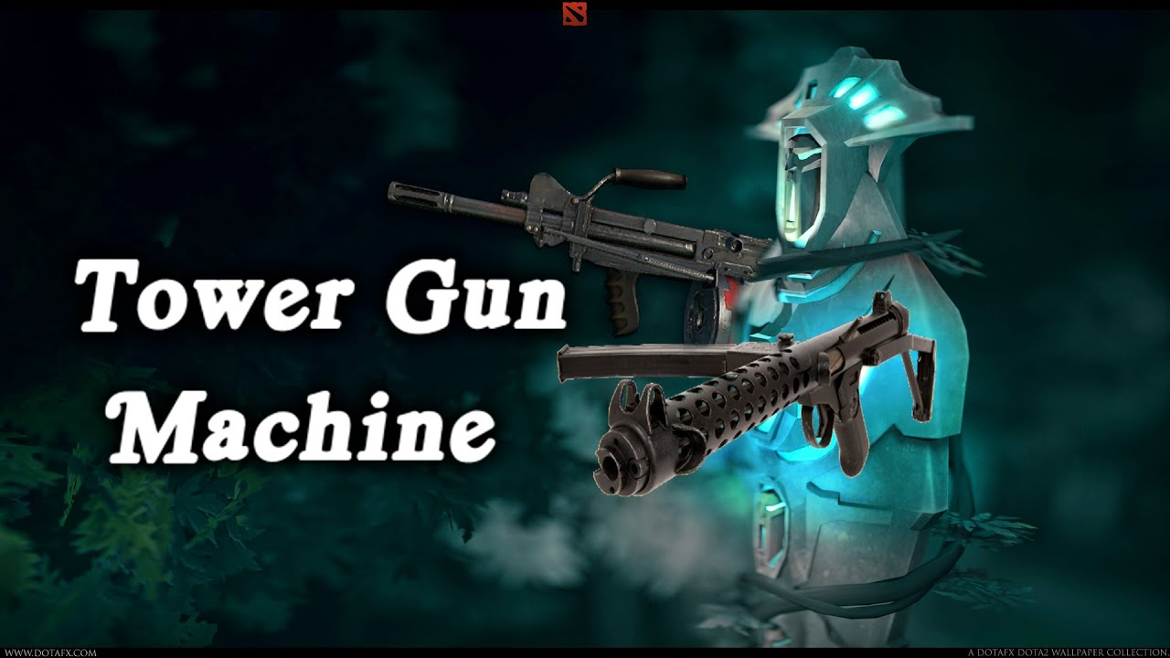 machine dota 2