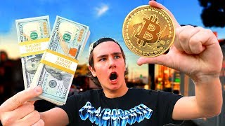 I Bought a Bitcoin on Craigslist for $17,300 by : TechSmartt