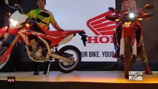Honda Releases 5 Models at the IR Bike Fest 2017
