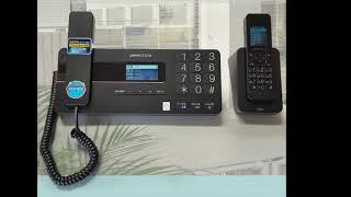 아프로텍 AT-D800A 아답터전용 발신자 표시 고급 …