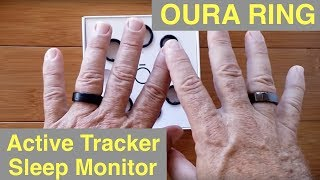 OURA RING Accurate Activity an…