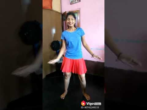 Hot Dance By Sexy Indian School Girl