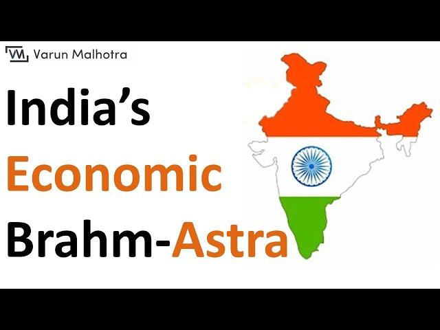India's Economic Brahm-Astra - 'Demographic Dividend'   India VS China   Varun Malhotra