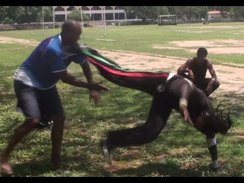 Part 21: Hardest Capoeira in Africa: As Real as it Gets