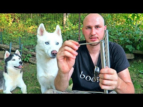 Download Youtube: 4 Camping Gadgets put to the Test