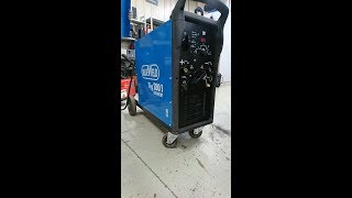 Ремонт и обзор сварочного аппарата BlueWeld Tig 280 AC-DC | Зона-Сварки.рф
