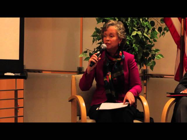 WITA TPP Series: What's at Stake for Agriculture-Audrae Erickson, Mead Johnson  2/11/16