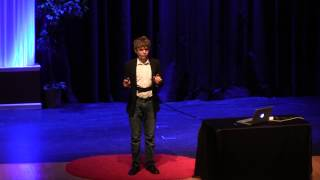 Technology in the classroom | Ethan Dickens | TEDxPascoCountySchoolsED