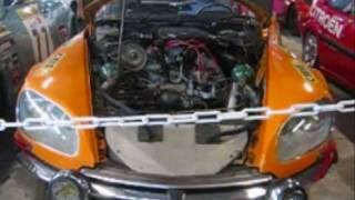 Citroën DS à moteur SM 6 cylindres