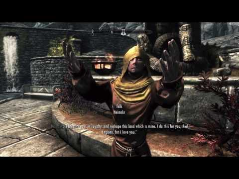 Michael Gough-Voices from Elder Scrolls: Skyrim