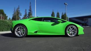 Lamborghini Huracan LP580-2 2017 Videos