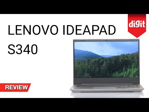 Tested! Lenovo IdeaPad S340 Laptop Review
