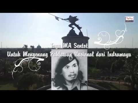 Tugu Pahlawan MA Sentot Rangkaian Peringatan HUT Kemerdekaan RI ke 71 Tahun Aerial Vid Mp3