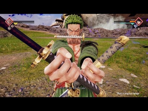 """JUMP FORCE:プレイ動画""""バトル編"""""""