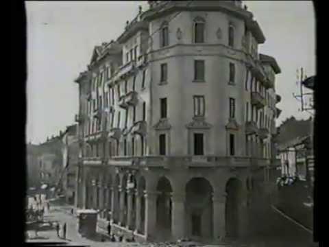 Varese e provincia negli anni '30
