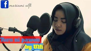 TURU NING PAWON cover Ulfi