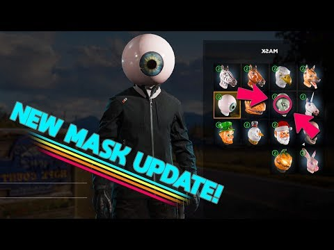 New FAR CRY 5 Mask Update!