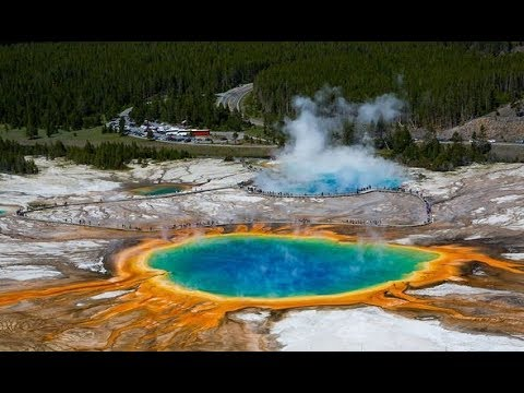 Yellowstone Supervolcano!  USGS Spotted HUGE Earthquake in 'Largest Event EVER'