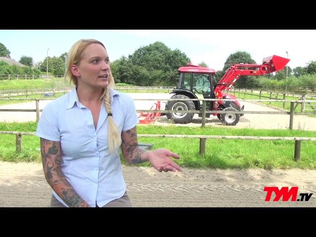 TYM трактор модель 603