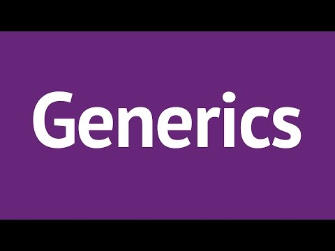 C# Generics Tutorial: Whats and Whys
