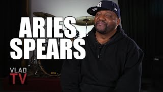 Aries Spears on Auditioning for Jordan Peele After Taking Shots at Him (Part 1)