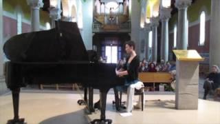 ANGEL- Concert de piano seul