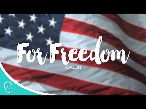 Avalon - For Freedom (Lyrics)