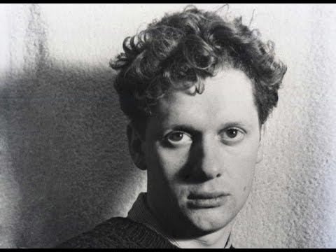 Dylan Thomas discusses poetry and film (1953) - YouTube