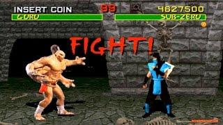 Mortal Kombat 1 arcade Sub Zero 60 FPS Gameplay Playthrough thumbnail