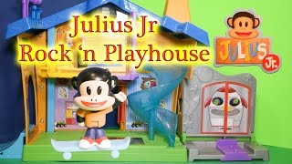 JULIUS JR The Julius Jr Rock