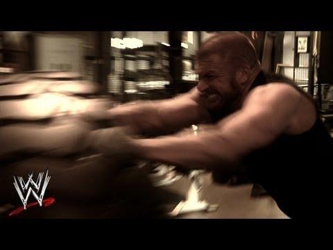 Must-watch Triple H training video