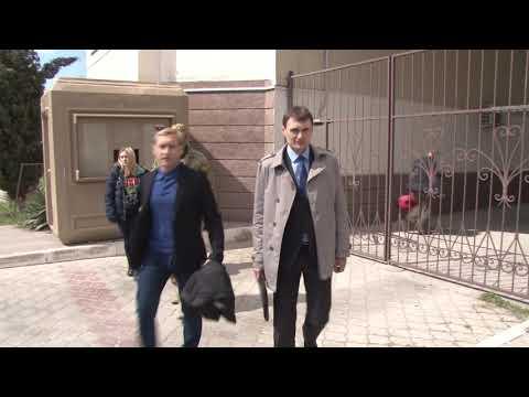 Сотрудники ФСБ задержали главу администрации Евпатории 03.04.2019