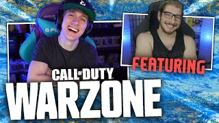 I BROKE MY KILL RECORD!! | CoD Warzone w/ Members