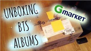 BTS 방탄소년단 MEGA Unboxing - KPOP Haul #2