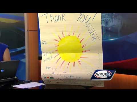 Visits: Moose Hill School in Londonderry