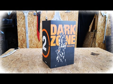 The Division 2 UNBOXING Dark Zone Collectors Edition