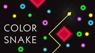 Color Snake - Avoid Blocks!