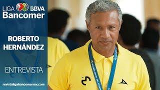 Entrevista con Roberto Hernández, técnico de  Monarcas Morelia