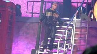 Chris Brown Live Manchester 10/1 - Superhuman