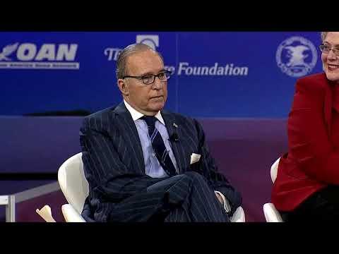 White House chief economic adviser Larry Kudlow suffers heart attack