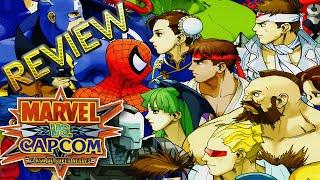 Marvel vs Capcom - Review do Crossover Clássico de Luta