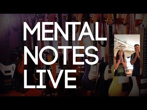 Mental Notes Live - Preparing for Episode 1