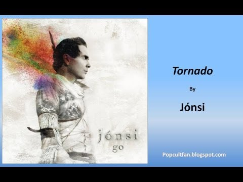 Jónsi - Tornado (Lyrics)